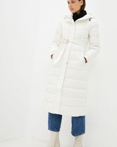 Куртка - белая United Colors Of Benetton