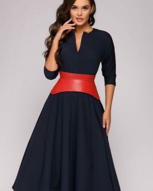 Кожаное платье 1001 Dress