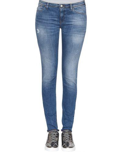 Синие джинсы Emporio Armani