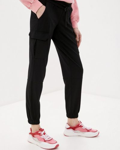 Черные брюки карго Mama.licious