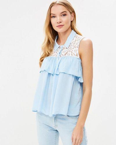 Блузка кружевная весенний Jennyfer