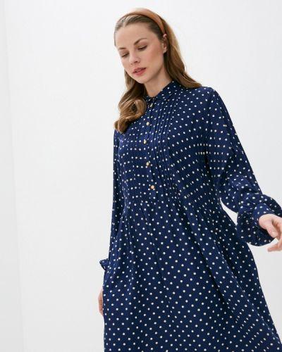 Платье - синее Part Two