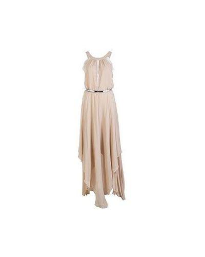 Вечернее платье - бежевое Patrizia Pepe