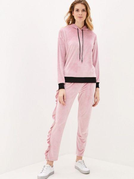 Костюм розовый спортивный Pavesa
