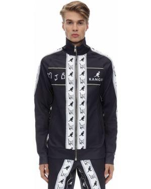 Czarna długa kurtka z raglanowymi rękawami Mjb Marc Jacques Burton