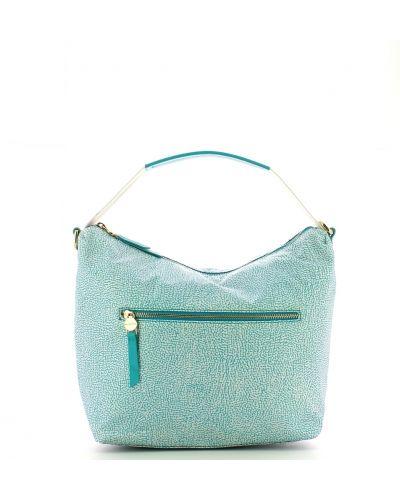 Niebieska torebka Borbonese
