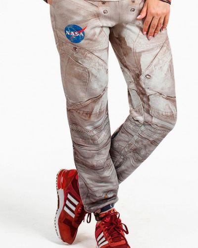 Бежевые спортивные брюки Fusion
