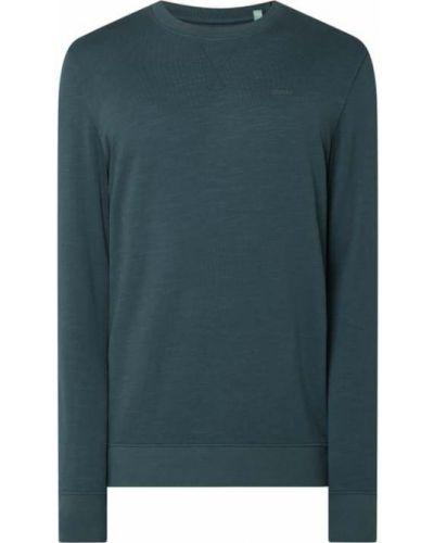 Zielona bluza bawełniana Esprit