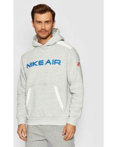 Pulower - szary Nike