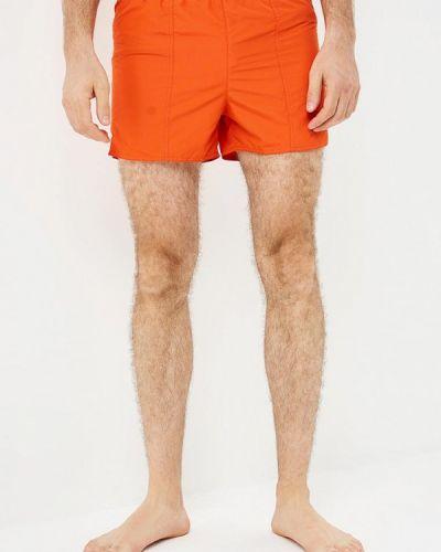 Оранжевые шорты Joss