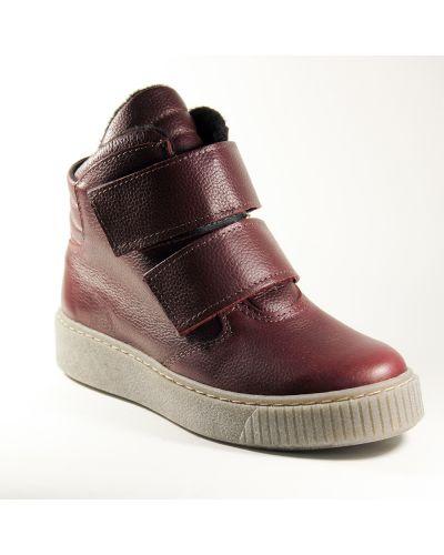 Кожаные ботинки Nagaba