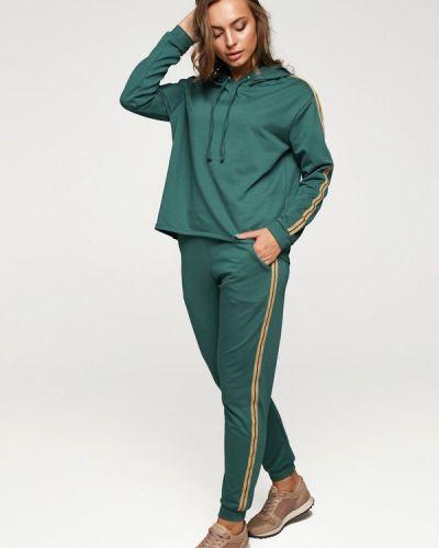 Костюмный зеленый спортивный костюм Lavana Fashion