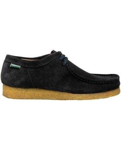Loafers - beżowe Sebago