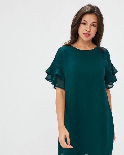 Платье прямое осеннее Art Love