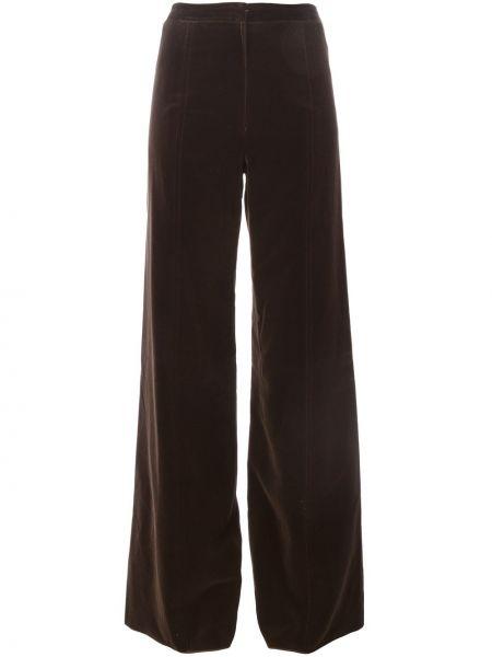 Свободные брюки винтажные свободного кроя Emanuel Ungaro Pre-owned