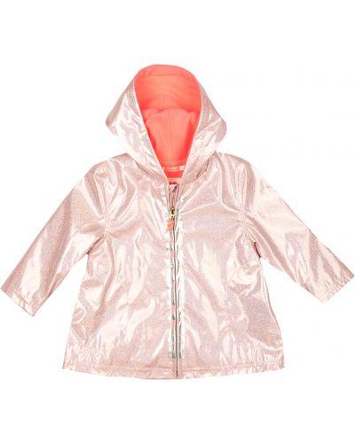 Różowy płaszcz Billieblush