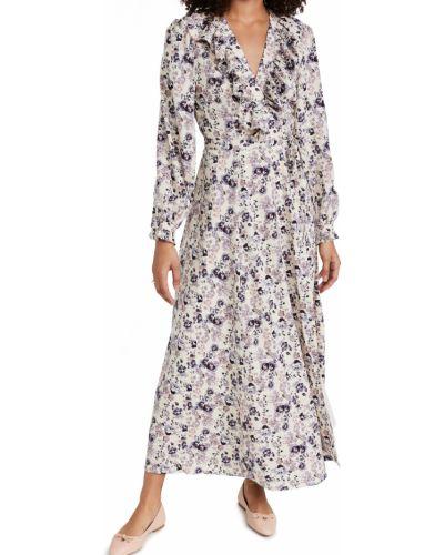 Платье макси - бежевое Endless Rose