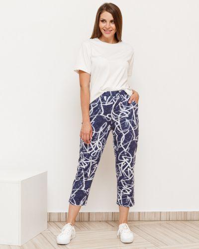 Укороченные брюки одевайте