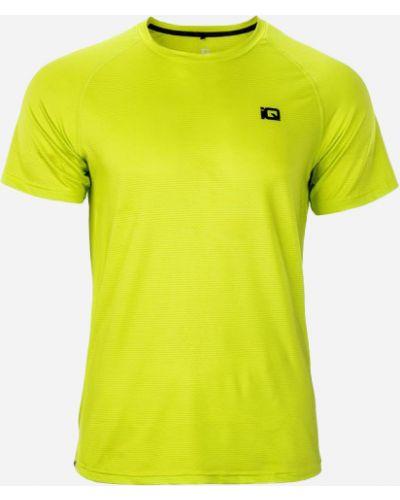 Черная футболка для тренировок Iq