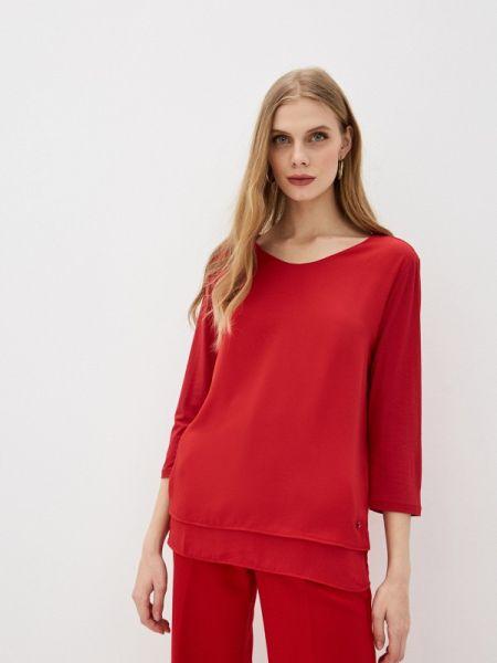 Блузка красная весенний Betty Barclay