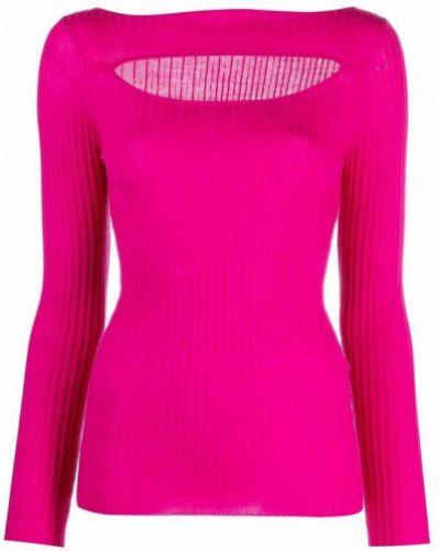 Fioletowy sweter Parosh