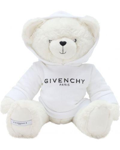 Plusz biały bluza Givenchy