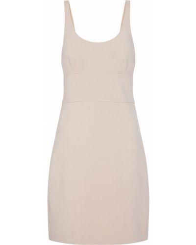 Платье мини с вырезом - розовое Elizabeth And James