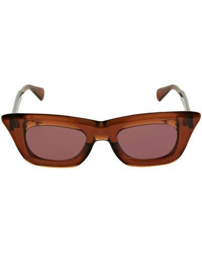 Fioletowe okulary Kuboraum Berlin