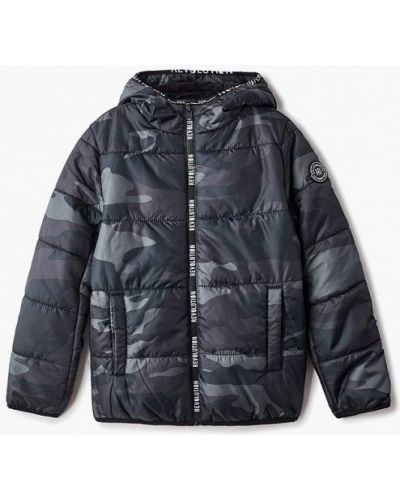 Куртка зеленый теплая Ovs