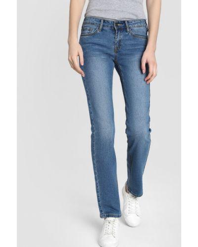 Джинсовые прямые джинсы - синие O'stin