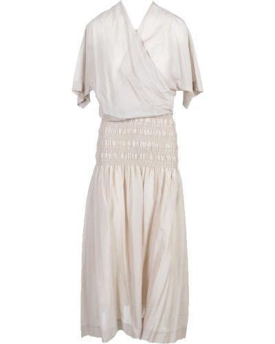 Szara sukienka Alysi