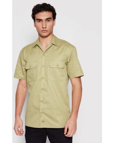 Koszula - zielona Dickies