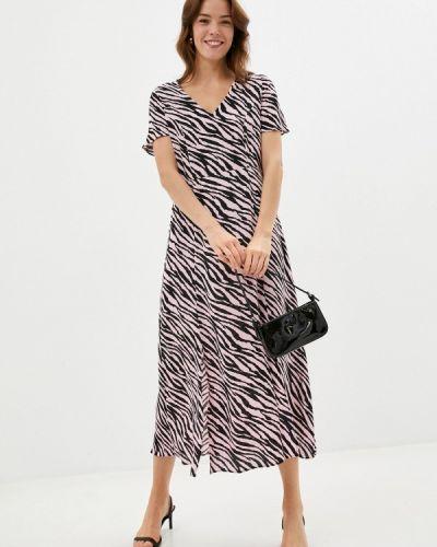 Повседневное розовое платье Wallis