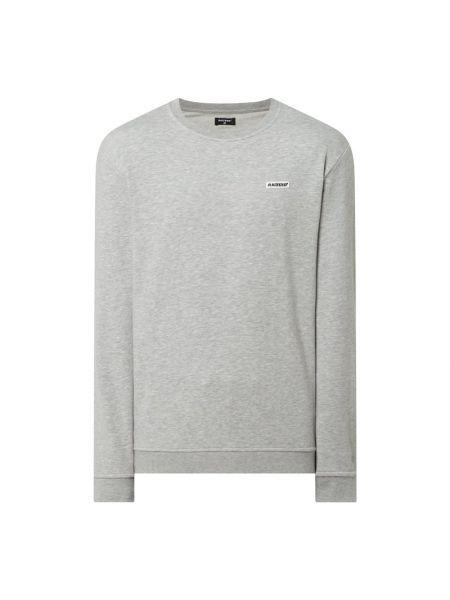 Prążkowana bluza bawełniana Raizzed