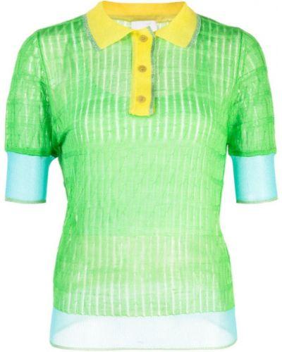 Классическая рубашка на пуговицах с лебяжьим пухом I-am-chen