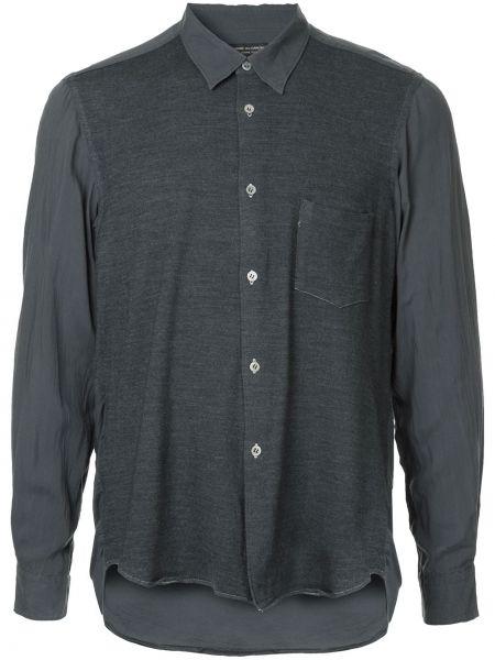 Асимметричная рубашка с воротником винтажная с карманами Comme Des Garçons Pre-owned