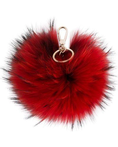 Красный брелок Furla