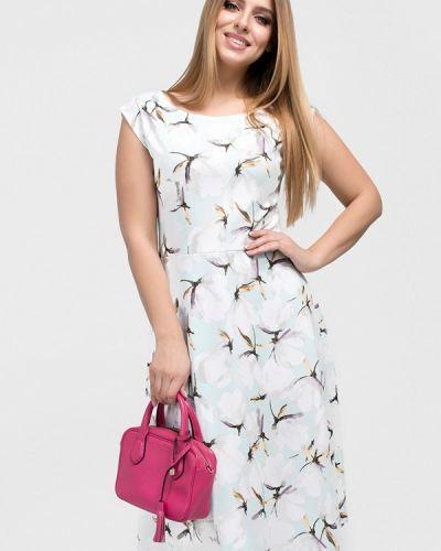 Голубое платье миди Eliseeva Olesya