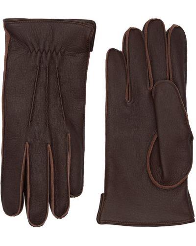 Z kaszmiru rękawiczki Mario Portolano