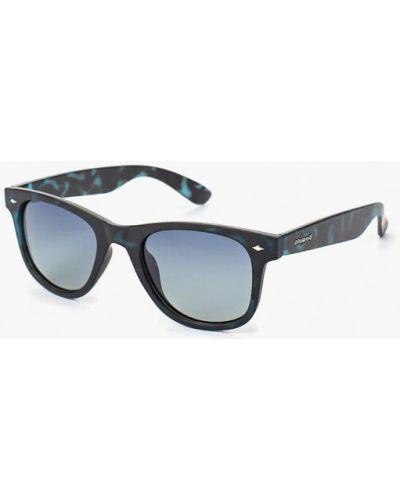 Синие солнцезащитные очки Polaroid