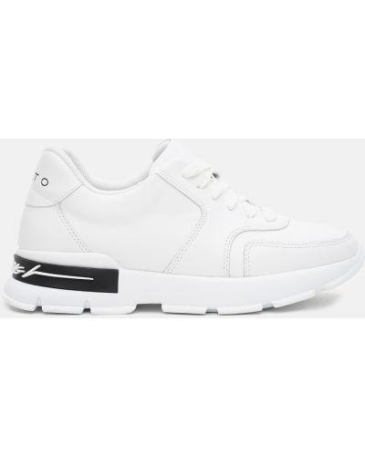 Кроссовки - белые Kento