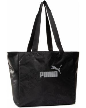 Torba na zakupy duży czarna Puma