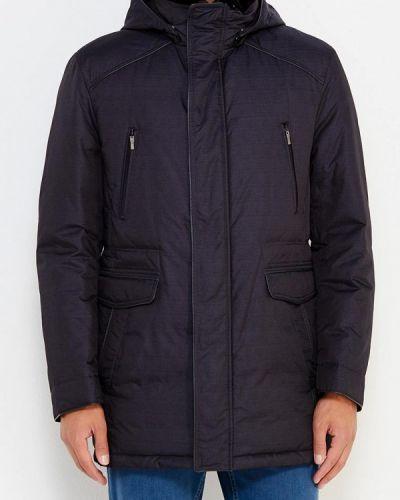 Зимняя куртка осенняя синяя Riggi
