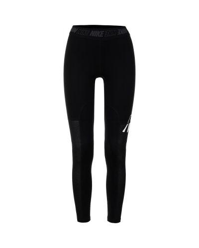 Спортивные брюки для фитнеса компрессионные Nike