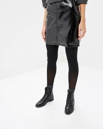 Черная юбка B.young