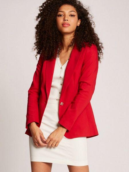 Красный пиджак Morgan