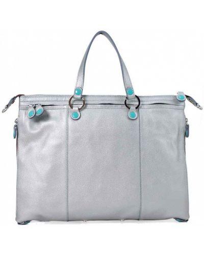 Кожаная сумка Gabs
