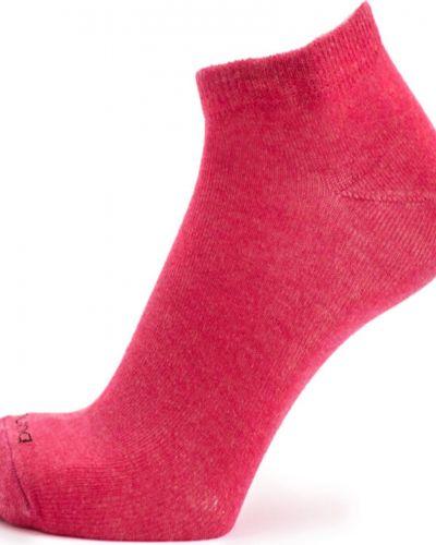 Большие хлопковые розовые носки Duna