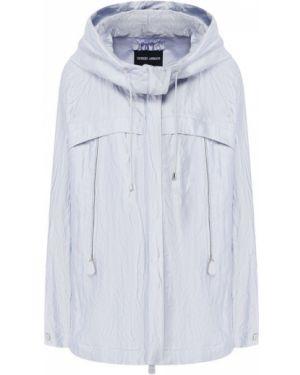 Куртка с капюшоном с подкладкой Giorgio Armani