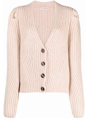 Sweter z akrylu Ulla Johnson